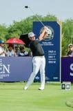 泰国高尔夫球冠军的戴伦・克拉克2015年 免版税库存图片