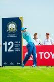泰国高尔夫球冠军2014年 免版税库存图片