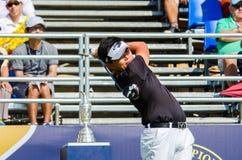 泰国高尔夫球冠军2014年 免版税图库摄影