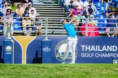 泰国高尔夫球冠军2014年 库存图片