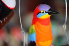 泰国鸟 免版税库存图片
