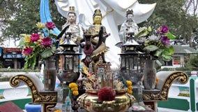 泰国,小寺庙 影视素材