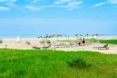 泰国,泰国,夏天,热带气候,海滩 免版税库存图片
