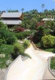泰国水公园特内里费岛 免版税库存图片