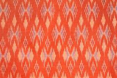 泰国织品的丝绸 库存图片