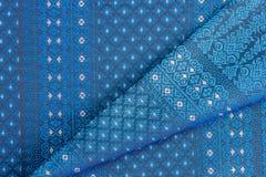 泰国织品的模式 免版税图库摄影
