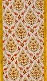 泰国织品 库存图片