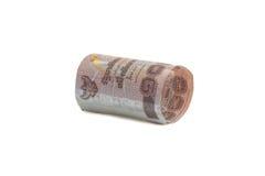 泰国货币钞票劳斯  图库摄影