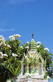 泰国01个房子的精神 库存图片