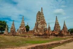 泰国Bankok的曼谷玉佛寺 免版税图库摄影