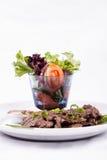 泰国BBQ牛肉 库存图片