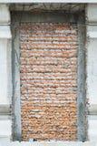 泰国Buddist寺庙三角形屋顶样式 库存照片