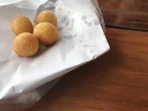 泰国Khai陶甜点 库存图片