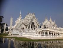 泰国tample 库存照片