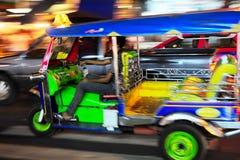 泰国Tuk - tuk 免版税库存图片