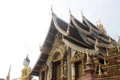 泰国wat 免版税图库摄影