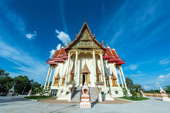 泰国wat 免版税库存照片