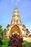 泰国Wat Pha Sorn Kaew的寺庙 库存照片