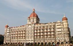 泰姬玛哈酒店-印度 免版税库存图片