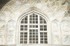 泰姬陵在印度,阿格拉 免版税库存照片