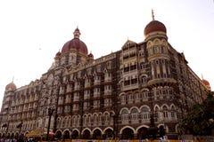 泰姬陵旅馆, Colaba,孟买 免版税图库摄影