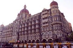 泰姬陵旅馆, Colaba,孟买 库存照片