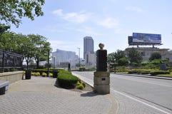 泰姬陵旅馆&赌博娱乐场大西洋城手段的从新泽西美国 库存照片