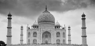 泰姬陵,印度 图库摄影