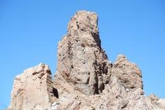 泰德峰国家公园特内里费岛,西班牙 免版税图库摄影