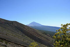 泰德峰(休眠火山),特内里费岛,加那利群岛,西班牙,欧洲 库存照片