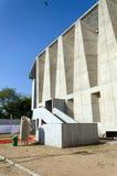 泰戈尔纪念堂在艾哈迈达巴德,印度 库存照片