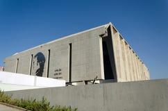 泰戈尔纪念堂在艾哈迈达巴德 库存图片