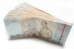 泰铢 免版税库存图片