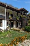 泽门,保加利亚- 2016年10月9日:中世纪泽门修道院,保加利亚惊人的看法  免版税库存图片