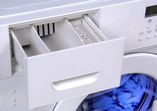 洗涤剂漏洞 免版税库存图片