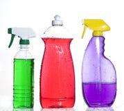 洗涤的工具 免版税库存图片