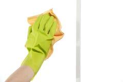 洗涤的视窗 库存图片