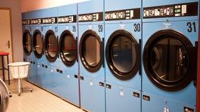 洗衣店在柏林 免版税图库摄影