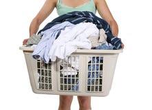 洗衣店 免版税库存图片