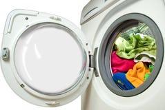 洗衣机 图库摄影