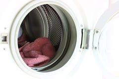 洗衣机 免版税图库摄影