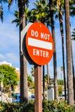 洛杉矶,加利福尼亚,美国建筑学  免版税图库摄影