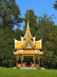 洛桑pavillion泰国的瑞士 库存照片