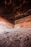 洞石头 免版税图库摄影