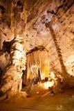 洞石灰岩地区常见的地形 免版税库存图片
