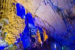 洞穴瓷桂林 免版税库存照片