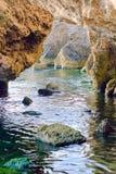 洞穴 图库摄影