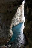 洞穴s土耳其人 免版税库存照片