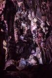 洞Ledenika,保加利亚 免版税图库摄影