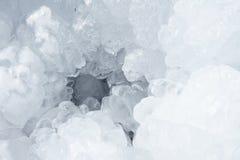洪水冰 库存图片